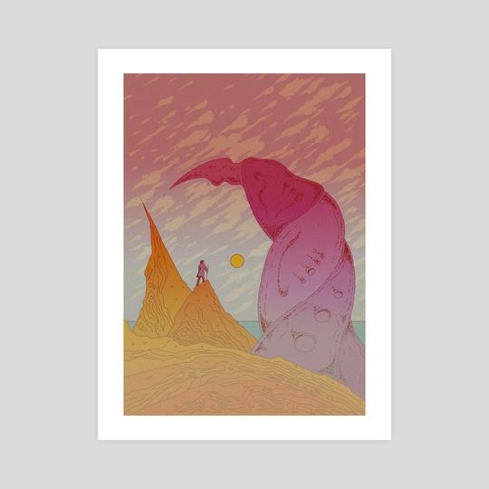 Journeyman by Martin Millar