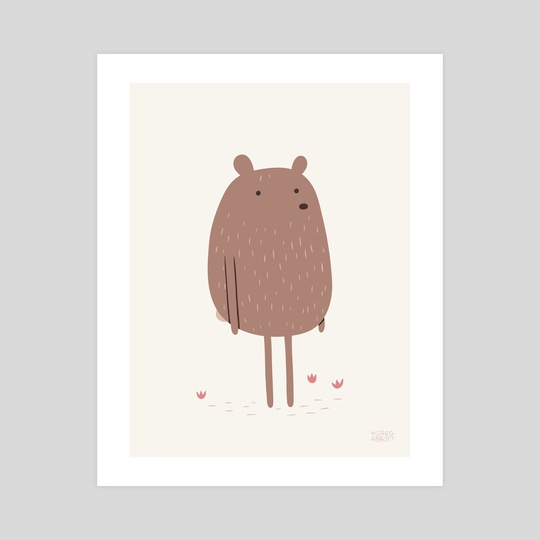 There Bear by Greg Abbott