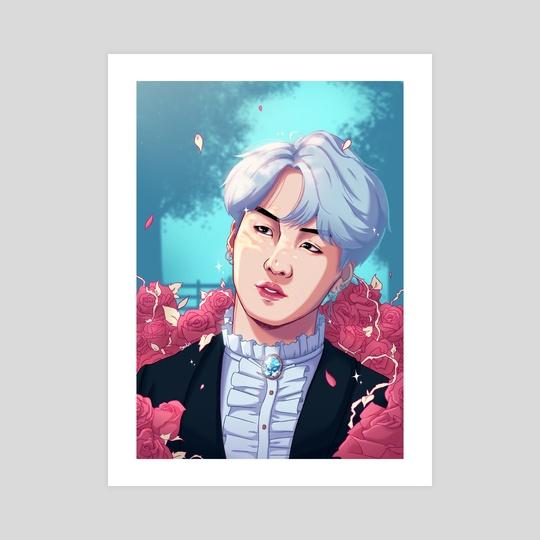 Prince Yoongi by Seulin M.