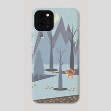 Autumn Feeling - Phone Case by Imagonarium