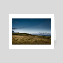 Iceland 05 - Art Card by hinomaru