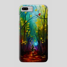 Link to the woods - Phone Case by Ricky Loree