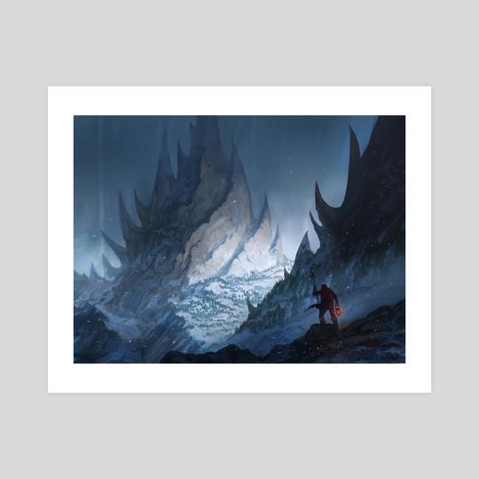 The Peak by Jorge Jacinto
