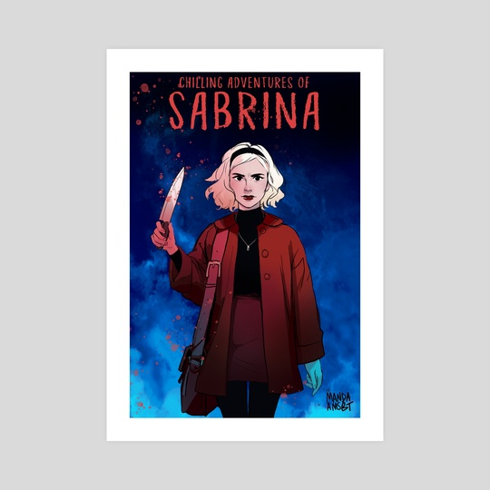 The Chilling Adventures of Sabrina  by Manda Schank