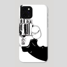 Gun #27 - Phone Case by Giuseppe Cristiano