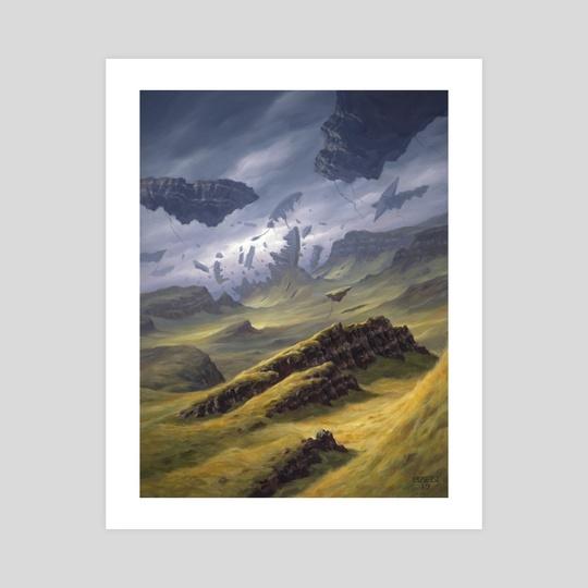 Plains by Chris Rahn