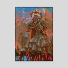 Son of Sorrow - Canvas by Brad Miller