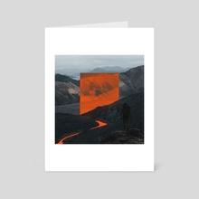 Frontier - Art Card by Taychin Dunn