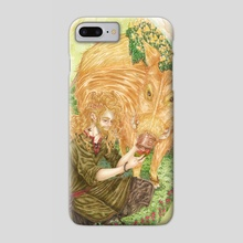 Freyr  - Phone Case by Milbeth Morillo