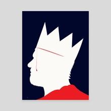 Macbeth - Canvas by Emmanuel Polanco
