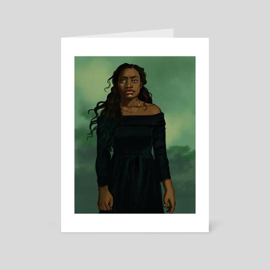 Rebecca 2 by Marina Vermilion
