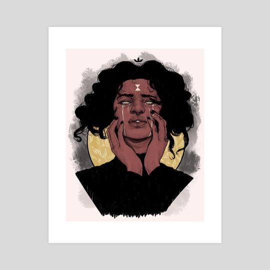 Black Widow by Cedric Joseph