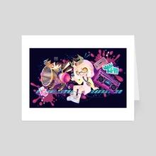 Pearl - Art Card by Namocchi Art