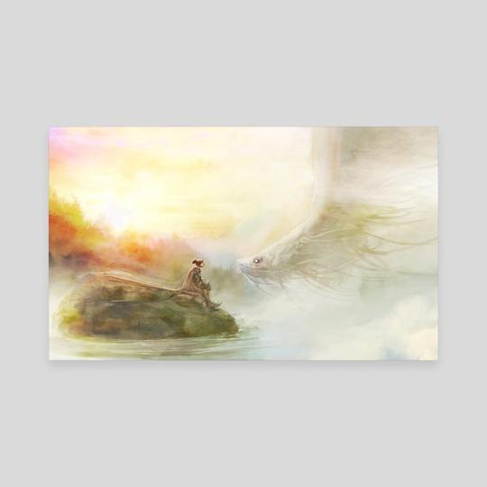 Call of the Dragon by Aaron Nakahara