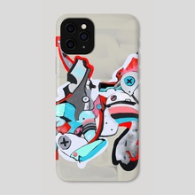 139 - Phone Case by Justin Cownden