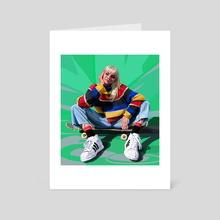 Style 60 - Art Card by Daniel Clarke