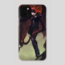 Vishera, Holy Avenger - Phone Case by Bryan Fogaça Rosado