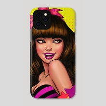Trixie - Phone Case by Crystal Wall Lancaster