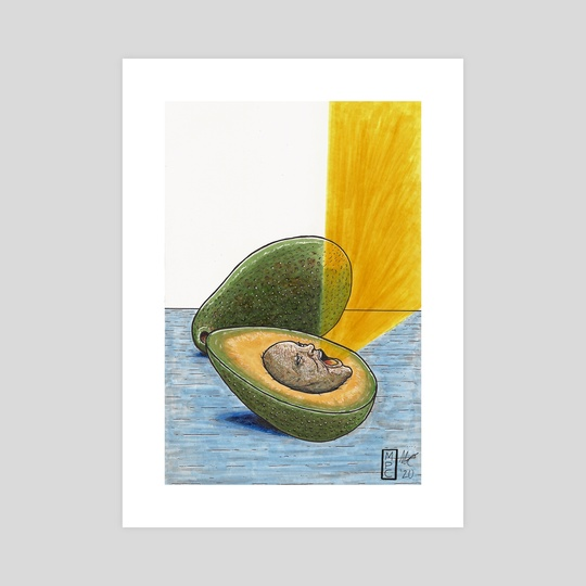 God's Butter by Michael Calderon