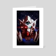00 - Art Card by Ben Laverock