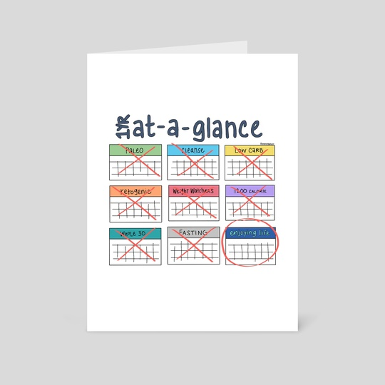 At-a-glance by Taylor Chan
