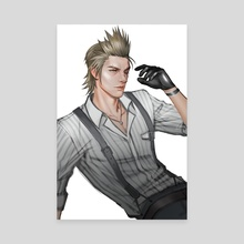 Ignis - Canvas by M