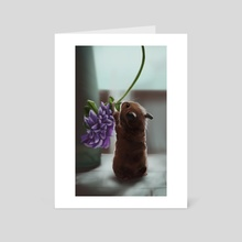 Mouse 2 - Art Card by Alex Forcer