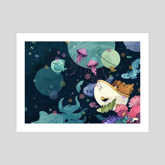 Bath Visions by Cleonique Hilsaca