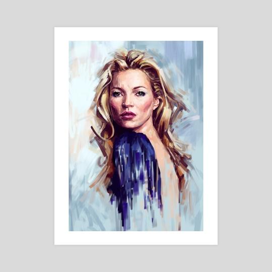 Kate Moss by Dmitry Belov