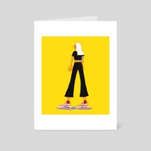 nike1 - Art Card by csooooong