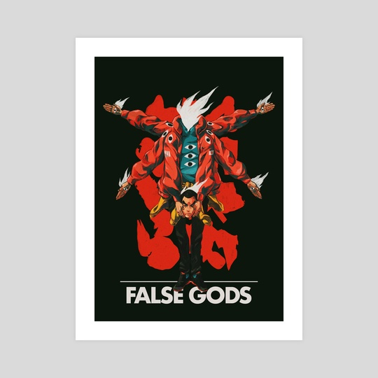 False Gods by Jor Ros