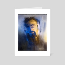 Two-faced - Art Card by Tobias