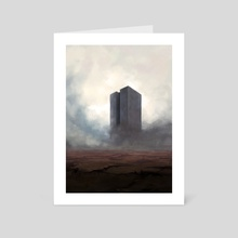 Untitled - Art Card by Alexey Loparev