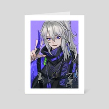 ADK Talon - Art Card by OrekiGenya