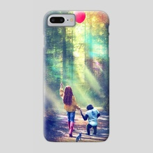 Hurt Go Happy  version 1  - Phone Case by Paul Youll