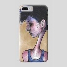 Icky - Phone Case by Kritzia LaRose