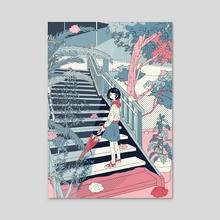 Not found - Acrylic by sanagi mitsuki