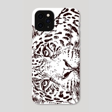 Extinction - Cheetah - Phone Case by Xtinction