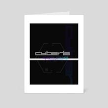 Cyberia - Art Card by Asterisk Studio