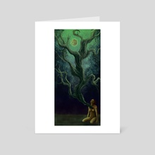 Unloved - Art Card by Tyrelle Smith