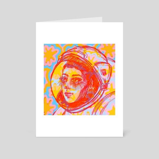 """The Astronaut"" by Chloe Q"