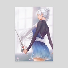 Weiss - Canvas by cheesewoo