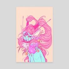 Mayumi - Canvas by Audra Auclair