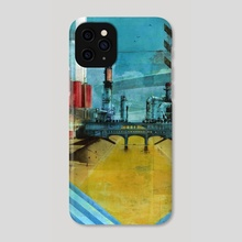 La River Blues - Phone Case by Liz Brizzi