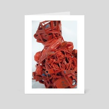 FutureTrash - Art Card by Hillel  O'Leary