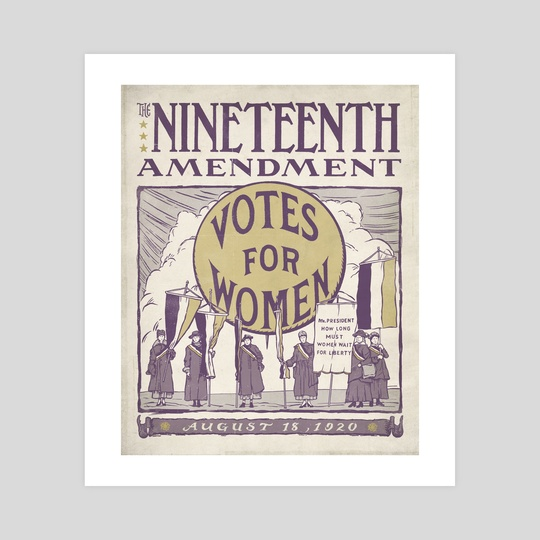 The 19th Amendment by The Union Archive