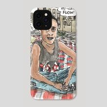 Columbian boy - Phone Case by Dan Archer