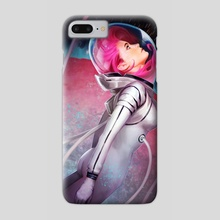 Parallel Lines - Phone Case by Crystal Graziano
