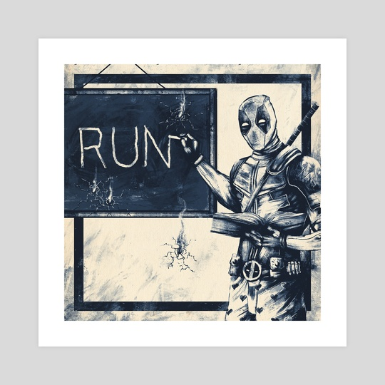 Run by Sean Cumiskey
