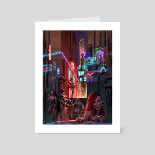 Metropolis by Will Murai